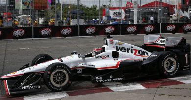 IndyCar: Will Power marca a pole em Toronto