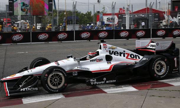 IndyCar: Will Power marca a pole em Toronto