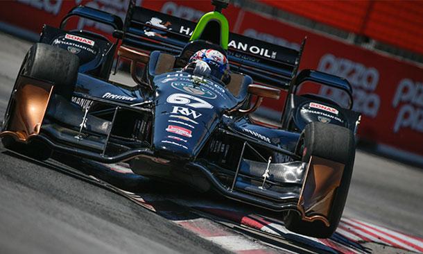 IndyCar: CFH Racing faz a dobradinha em Toronto