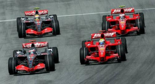 F1: Massa se surpreende com o ritmo da McLaren