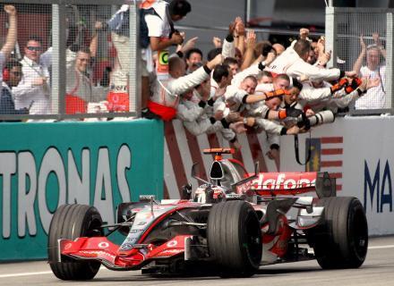 F1: Mercedes diz que teve um final de semana dos sonhos com a McLaren