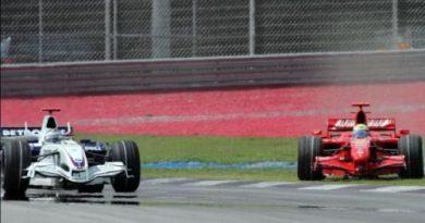 F1: Felipe Massa reconhece erro na Malásia