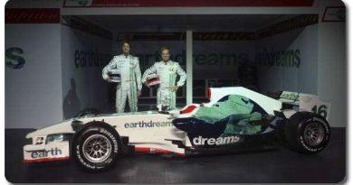 F1: Honda anuncia que deixa a Fórmula 1 em 2009