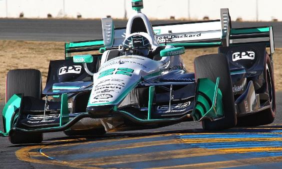 IndyCar: Simon Pagenaud vence em Sonoma e conquista o campeonato