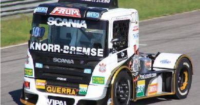 Truck: Roberval aposta em reação na quarta etapa da Truck em Campo Grande