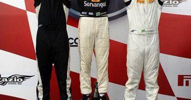 F3 Sulamericana Claudio Cantelli Jr consegue vitória em Campo Grande