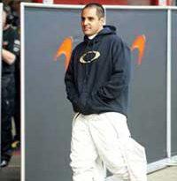 F1: Montoya faz mistério quanto a futuro