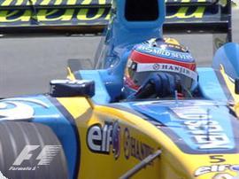 F1: Alonso não teme avanço de Schumacher na temporada