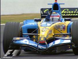 F1: Renault está confirmada na Fórmula 1 em 2007