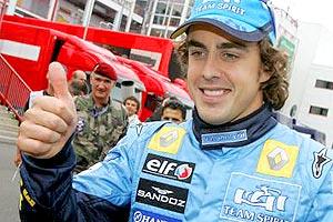 F1: Alonso diz que não vai à reunião sobre manobra de Schumacher