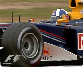 F1: Coulthard completará 200 corridas no domingo