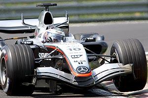 F1: Paul Stoddart aposta na McLaren