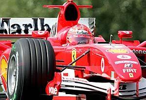 F1: Michael Schumacher nega crise na Ferrari