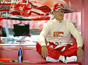 F1: Para suíços, Schumacher é um 'estrangeiro desempregado'