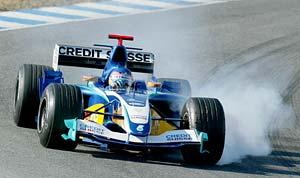 F1: BMW Sauber apresenta nesta terça seu novo carro