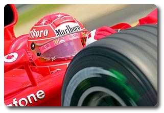 F1: Com três carros Schumacher ficaria na Ferrari, diz Montezemolo