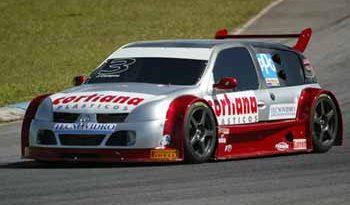 Super Clio: Gaúcho marca pole para 4ª etapa da categoria