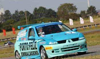 Copa Clio: Vitte vence corrida acidentada em Tarumã