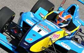 F-Renault: Vinicius Quadros faz avaliação de estréia em Tarumã