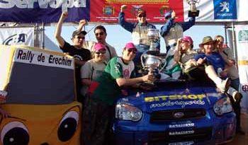 Rally: Gaúchos vencem o Rally da Graciosa