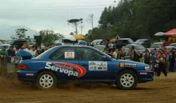 Rally: Dupla paranaense disputa Rally da Graciosa com desejo de bom resultado