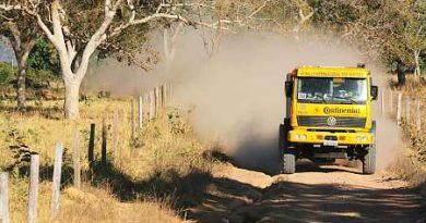 Rally dos Sertões: Caminhão da X Rally Team faz prova cautelosa nesta quarta-feira