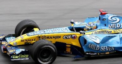 F1: Alonso diz que quer subir ao pódio de qualquer jeito