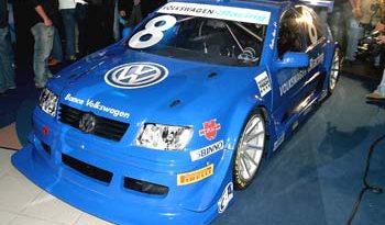 Stock: Sucesso na apresentação do VW Bora, confira as fotos