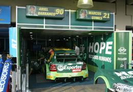 Stock: Petrobras-Action Power e Carreira Racing vencem a disputa de boxes em Curitiba