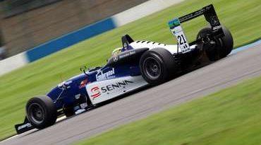 F3 Inglesa: Bruno Senna sai em 7º na primeira corrida em Pau