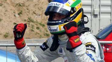 Fórmula 3 inglesa: Bruno Senna vence na Irlanda e encosta no líder
