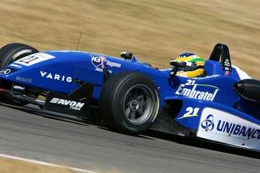 F3 Inglesa: Bruno Senna volta ao carro de 2005 na Bélgica