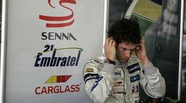 GP2 Series: Morte de engenheiro cancela teste de Bruno Senna na França