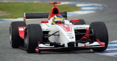 GP2 Series: Treino na equipe campeã agrada a Bruno Senna