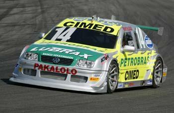 Stock: Petrobras-Action Power e GS Racing vencem a disputa de boxes em Curitiba