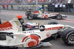F1: Diretor técnico rescinde contrato com a Honda