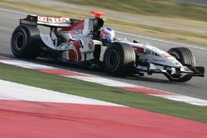 F1: Honda pediu para Button não terminar a corrida