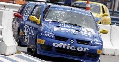 Copa Clio: Cláudio Gontijo é favorito ao título de 2006