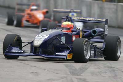 F3: Rodada tripla em Santa Fé foi repleta de novidades para Clemente Faria Jr.