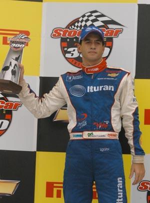 Stock Light: Daniel Landi avança no campeonato
