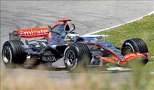 F1: McLaren diz que financeiramente nunca esteve melhor