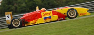 F3 Sulamericana: Diego espera repetir vitória de 2005 em Tarumã