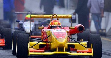F3: Diego Nunes tem agenda cheia em setembro e outubro