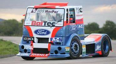 Truck: Equipe Ford Racing inicia preparativos para etapa de Guaporé