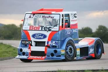 Truck: Pilotos da equipe Ford ansiosos por bom desempenho em São Paulo