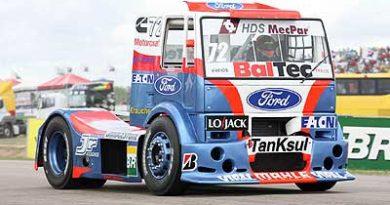 Truck: Djalma Fogaça e Beto Monteiro já tiveram bons resultados em Guaporé