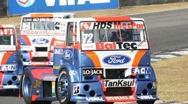 Truck: Pilotos da Ford animados com os treinos livres em Guaporé