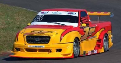 Pick-Up: EF Motorsport treina em Guaporé (RS) para conseguir mais aderência
