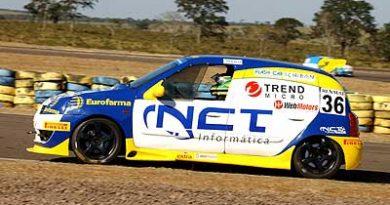 Copa Clio: Eduardo Garcia confiante para rodada dupla em Brasília