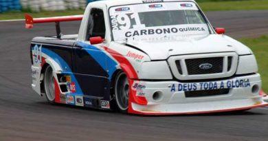 Pick-Up: Emerson Duda larga na 2ª fila em Curitiba